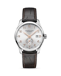 Hamilton Jazzmaster Maestro Automatic Watch 40Mm Silver