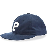 Ebbets Field Flannels Paris Lakers 1951 Cotton Cap Blue