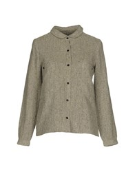 French Trotters Shirts Grey