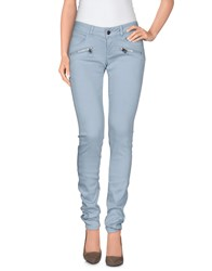 Barbara Bui Denim Denim Trousers Women Sky Blue