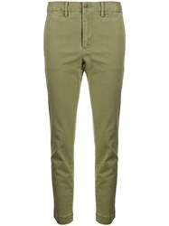 Polo Ralph Lauren Cropped Mid Rise Trousers 60