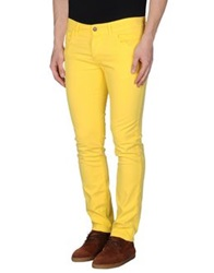 Liu Jo Jeans Casual Pants Yellow
