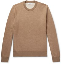 Mr P. Knitted Sweater Brown