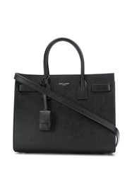 Saint Laurent Sac De Jour Tote Bag Black