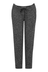 Topshop Maternity Branded Joggers Dark Grey
