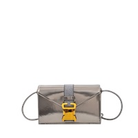 Christopher Kane Safety Buckle Shoulder Bag