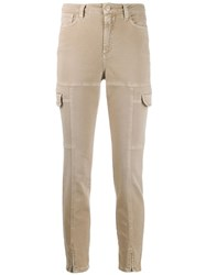 Closed Straight Leg Jeans Neutrals