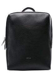 Matt And Nat Kowloon Rucksack Black