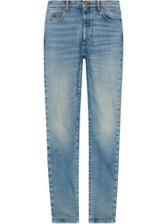 Gucci Denim Skinny Pant Blue