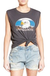 Women's Project Social T Eagle Graphic Muscle Tank