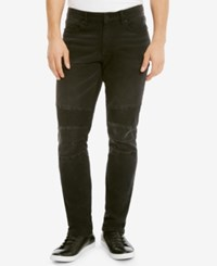 Kenneth Cole Reaction Men's Slim Fit Black Wash Jeans