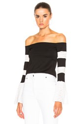 Alexis Gryffin Top In Black