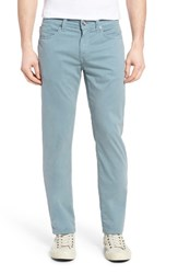 Fidelity Men's Denim Overdyed Straight Leg Jeans Neptune