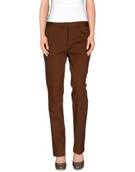 Ter Et Bantine Trousers Casual Trousers Women Brown