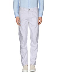 Cycle Trousers Casual Trousers Men White