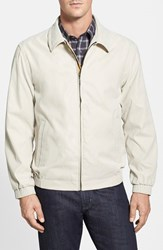 Rainforest Men's 'Microseta' Lightweight Golf Jacket Bone Beige
