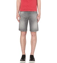 Diesel Buster Regular Fit Stretch Denim Shorts