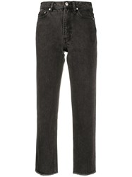 A.P.C. High Rise Cropped Jeans 60