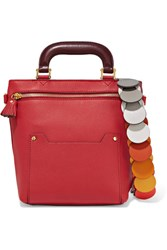 Anya Hindmarch Orsett Mini Textured Leather Tote One Size