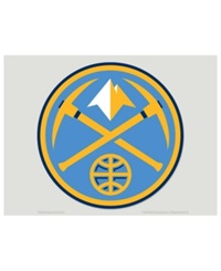 Wincraft Denver Nuggets Die Cut Decal Team Color