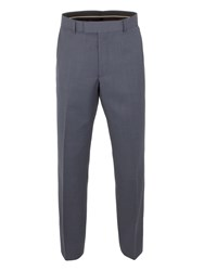 Pierre Cardin Blair Nail Head Regular Fit Trouser Blue