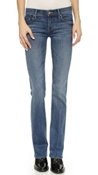 Mother The Outsider Boot Cut Jeans Baby Drive South