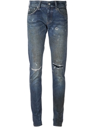 Adriano Goldschmied 'The Nikki' Relaxed Jeans Blue