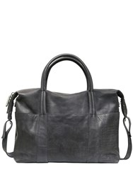 Maison Martin Margiela Vintage Calf Leather Duffle Bag