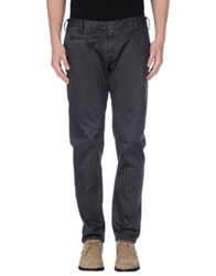 Myths Casual Pants Steel Grey