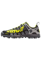 Inov 8 Inov8 Xtalon 212 Trail Running Shoes Black Neon Yellow Grey