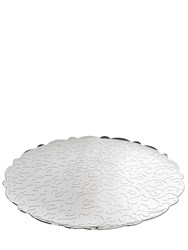 Alessi Dressed Round Serving Tray