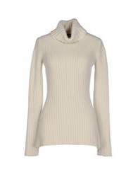 Blauer Turtlenecks Ivory