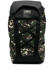 The North Face Pixel Camouflage Backpack 60
