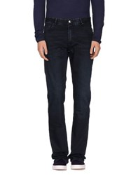 Paul And Shark Denim Denim Trousers Men
