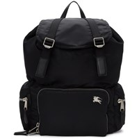 Burberry Black Medium Rucksack