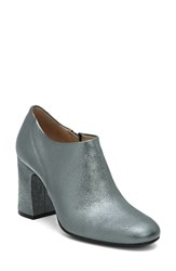 Naturalizer Sybil Bootie Pewter Leather