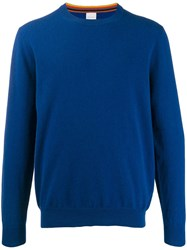Paul Smith Long Sleeved Cashmere Jumper 60