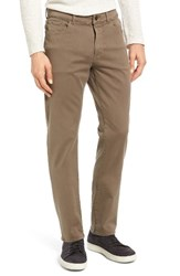 Men's Dl1961 Russell Slim Fit Colored Jeans Coyote
