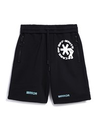 Off White Care Shorts Black