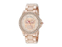 Betsey Johnson Bj00246 10 Rose Gold Watches