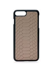 Gigi New York Leather Iphone Case 7 Plus Stone