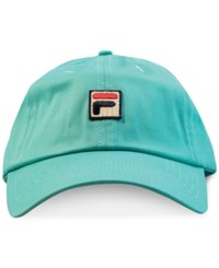Fila Heritage Cotton Baseball Cap Cockatoo