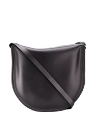 Aesther Ekme Saddle Hobo Handbag Black