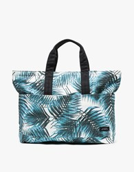 Saturdays Surf Nyc Reece Tote In Palm Print