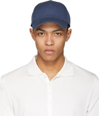 Tiger Of Sweden Blue Hindsal 2 Cap