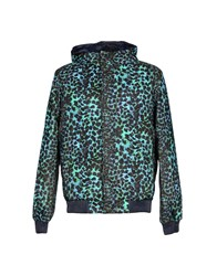Roberto Cavalli Coats And Jackets Jackets Men Green