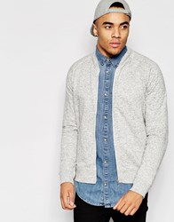 New Look Jersey Bomber Gray