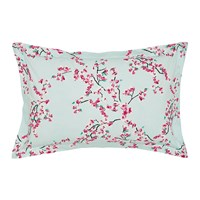 Joules Blossom Floral Pillowcase Oxford