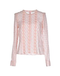 Manoush Shirts Blouses Women Pink