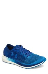 Under Armour Threadborne Blur Running Shoe Blue Studio